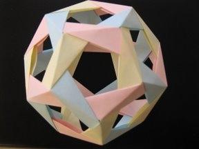 модуль оригами схемы