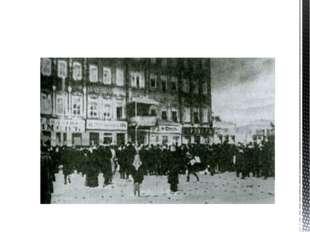 Митинг на Театральной площади