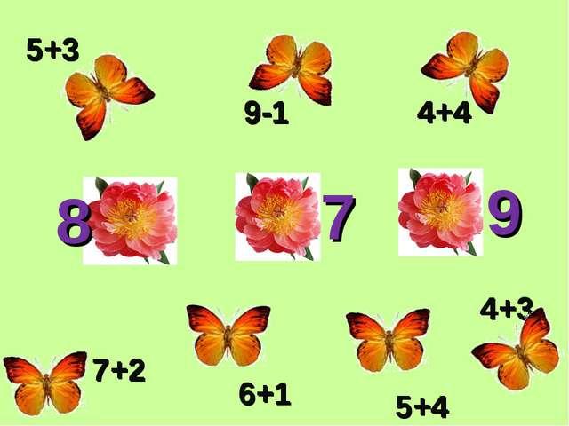 8 7 9 5+3 9-1 4+4 7+2 7+2 6+1 5+4 4+3 5+3 9-1 9-1 4+4 4+4 4+4 4+4 7+2