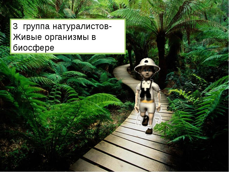1 группа натуралистов- Роль бактерий 2 группа натуралистов- Роль растений 3 г...