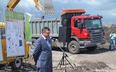 В Дрожжановском районе РТ начали разработку месторождения цеолитов