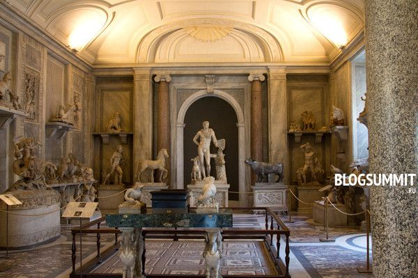 Шедевры искусства Ватикана