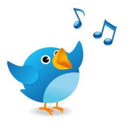 Пение птиц - Стоковое векторное изображение Ganna Rassadnikova #9690869