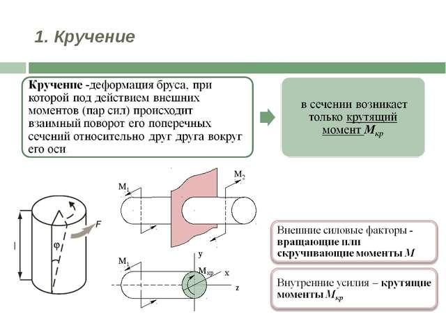 Презентация на тему техническая механика