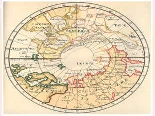Изложив историю экспедиций в северных широтах, их достижения и сопоставив тру