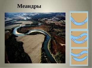 Меандры