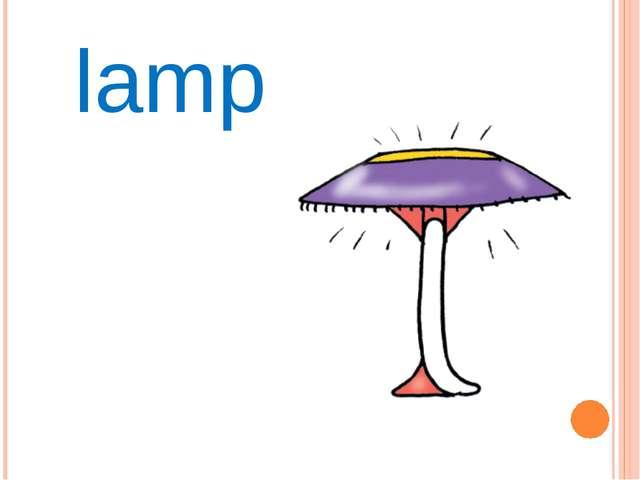 Ll lamp