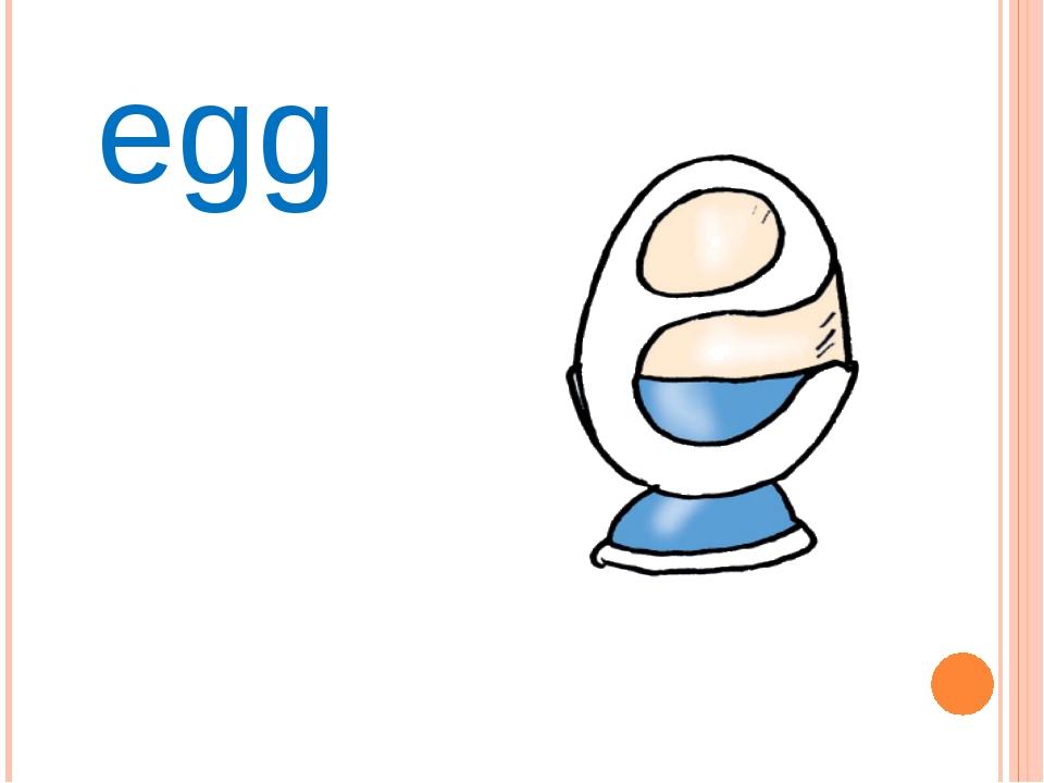 Ee egg