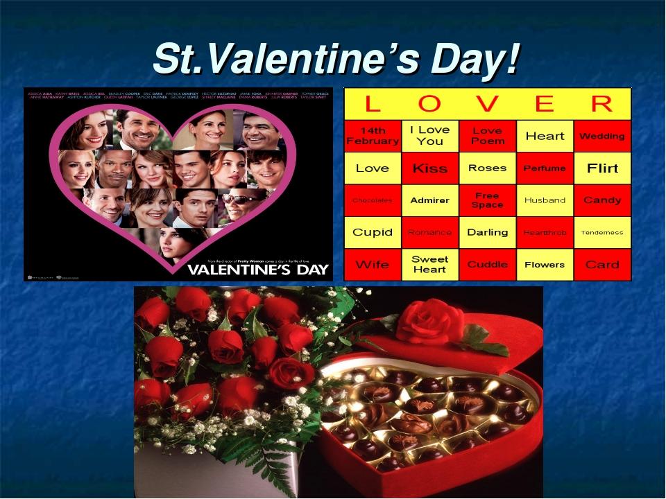 St.Valentine's Day!