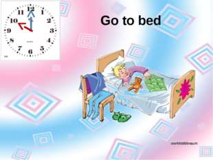 Go to bed