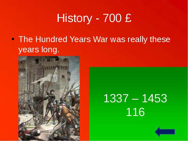 History - 100 £ The first people on the British Isles were the Celts. And the...