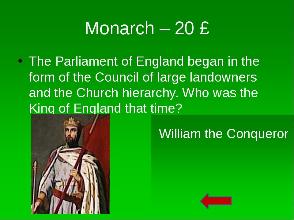House of Commons - 70 £ These two statues of two men are the most prominent r...