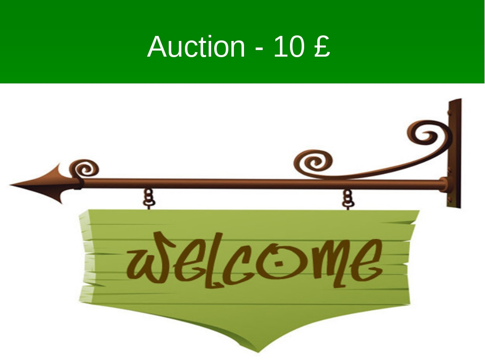 Auction – 10 £ This is the name of the palace where the British Parliament wo...