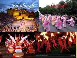 Edinburgh festival