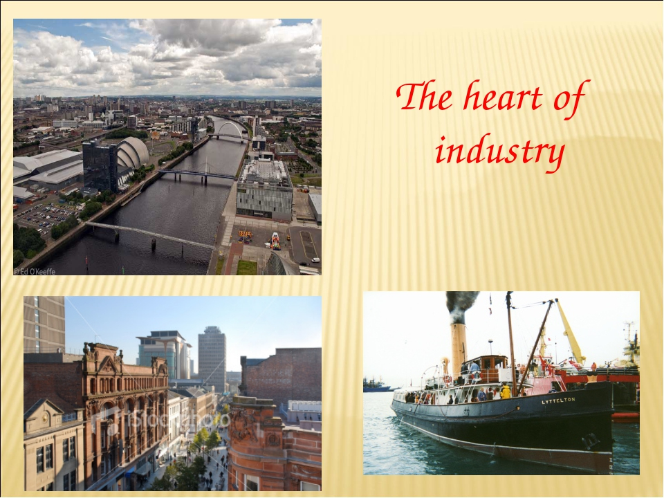 The heart of industry