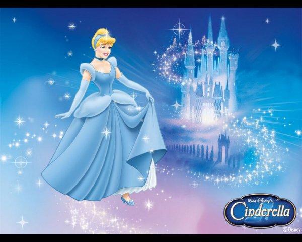 Обои Disney Золушка ( Cinderella ) Мультики Фото 134090