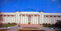 The Central State Museum of the Republic of Kazakhstan. Kazakhstan museums