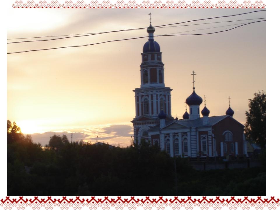 Покровский мужской монастырь села Дракино