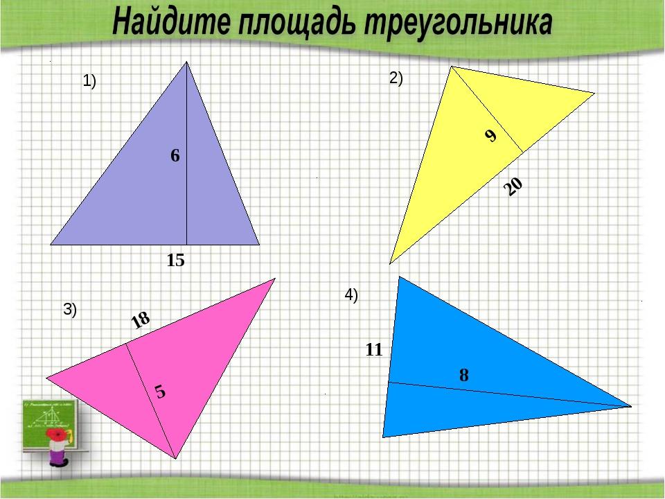 1) 2) 4) 3)