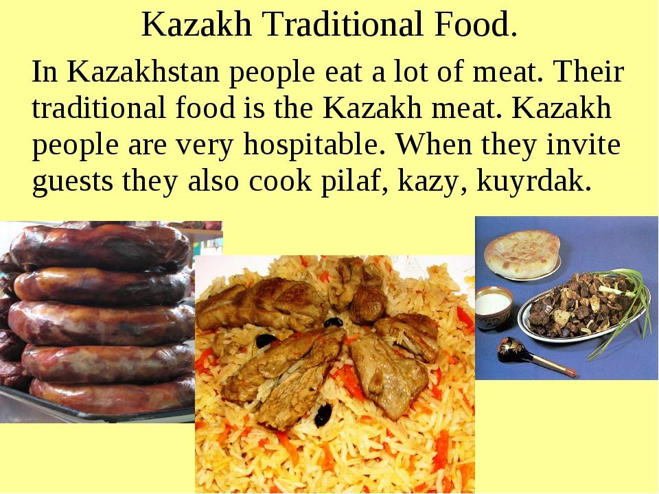 food and cultural customs essay
