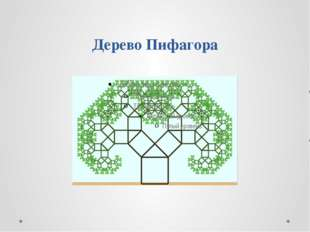 Дерево Пифагора