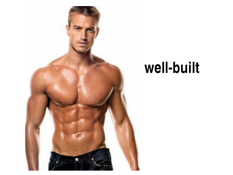 well-built