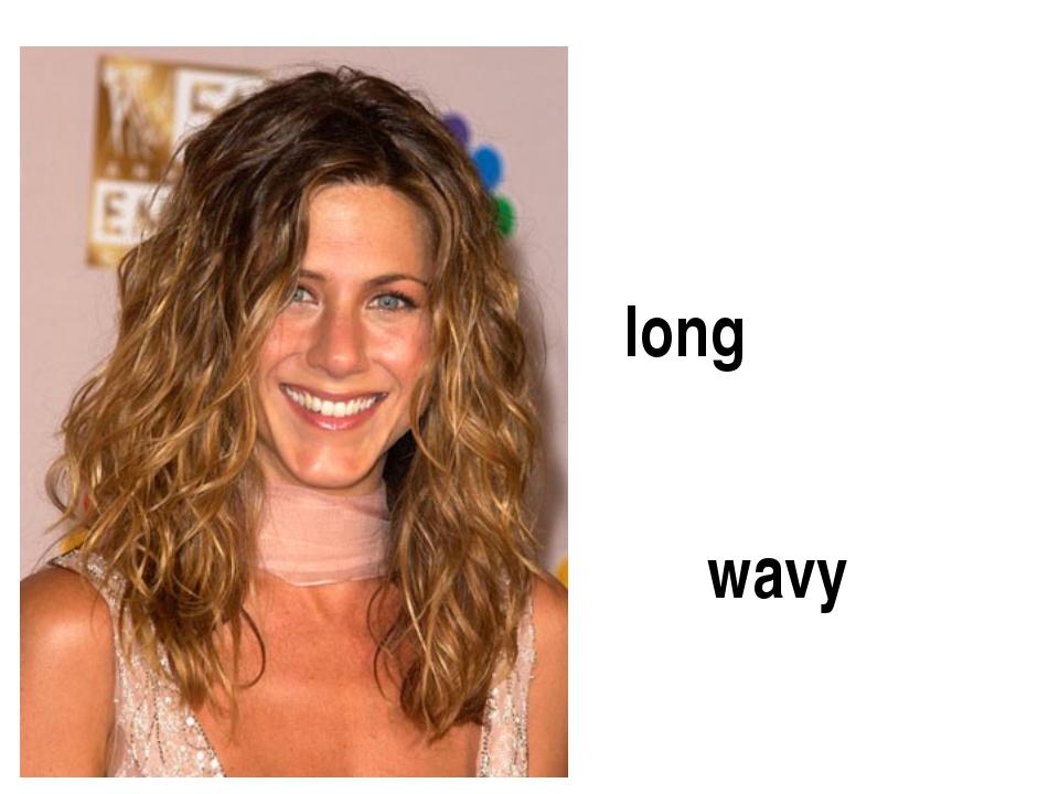 long wavy