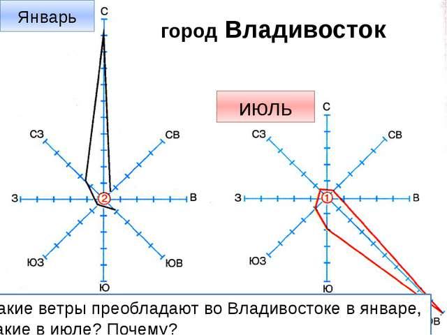 Роза ветров город Владивосток