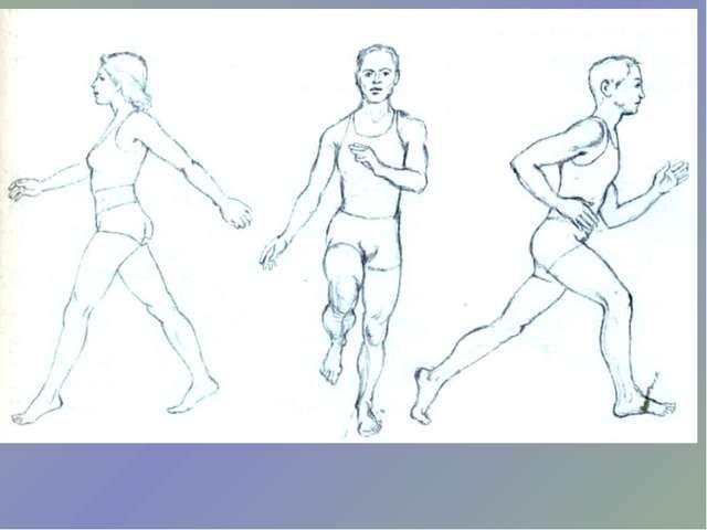 Конспект урока по изо-наброски фигуры человека 6 кл