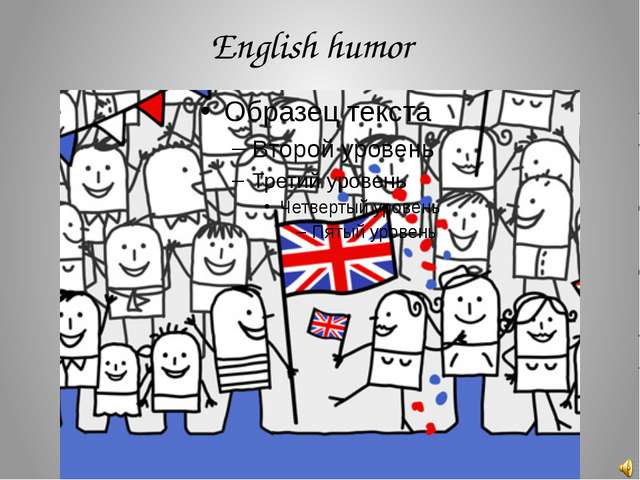 English humor
