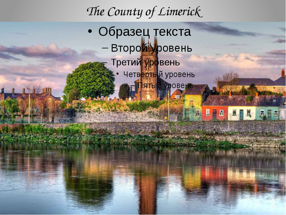 The County of Limerick