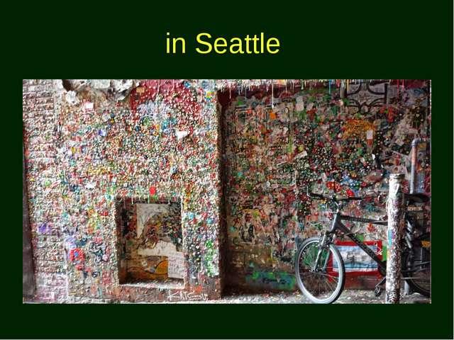 in Seattle