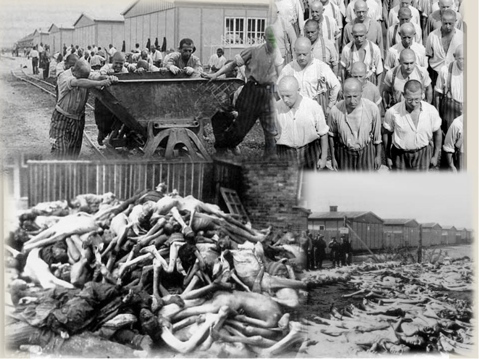 Дахау – первый концентрационный лагерь в фашистской Германии, создан в 1933 г...