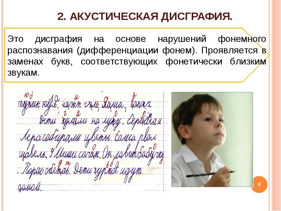 Дисграфия и дислексия методы ее коррекции