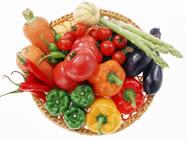 Полезные свойства овощей и фруктов в зависимости от цвета