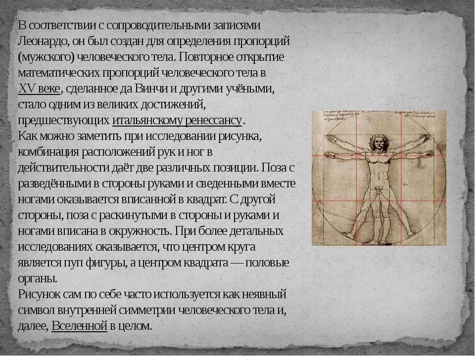 В соответствии с сопроводительными записями Леонардо, он был создан для опред...