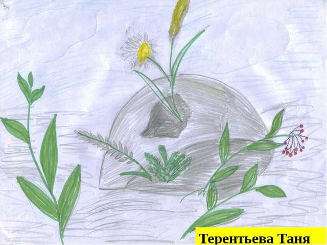 Терентьева Таня