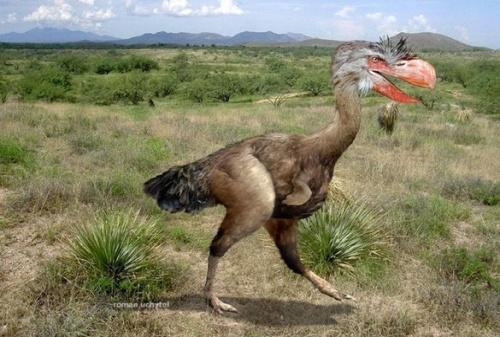 Невиданные доисторические животные