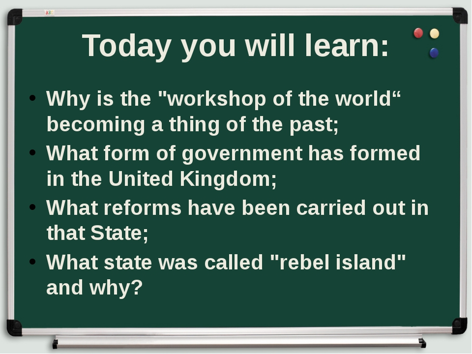 "Today you will learn: Why is the ""workshop of the world"" becoming a thing of..."