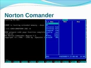 Norton Comander