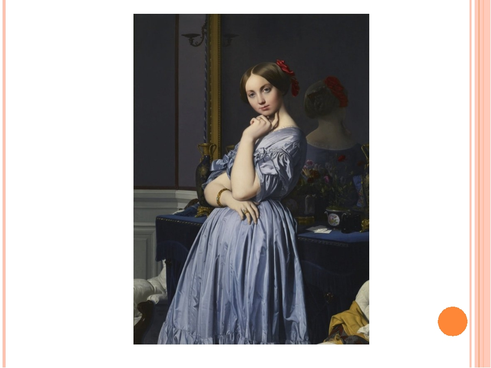 …«низким» - портрет (за исключением парадного, церемониального), …