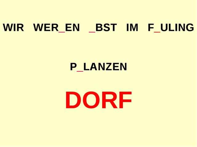DORF WIR WER_EN _BST IM F_ULING P_LANZEN