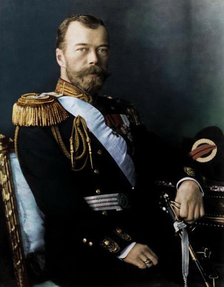 dimkirnad - Император Николай II