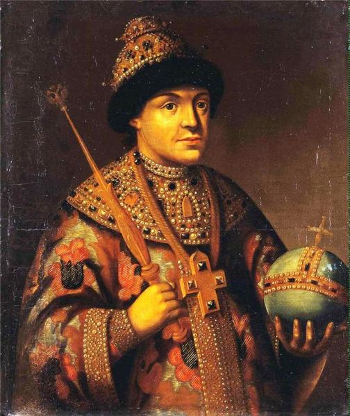 Династия Романовых - Фёдор Алексеевич