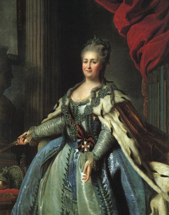 Екатерина II - Викитека