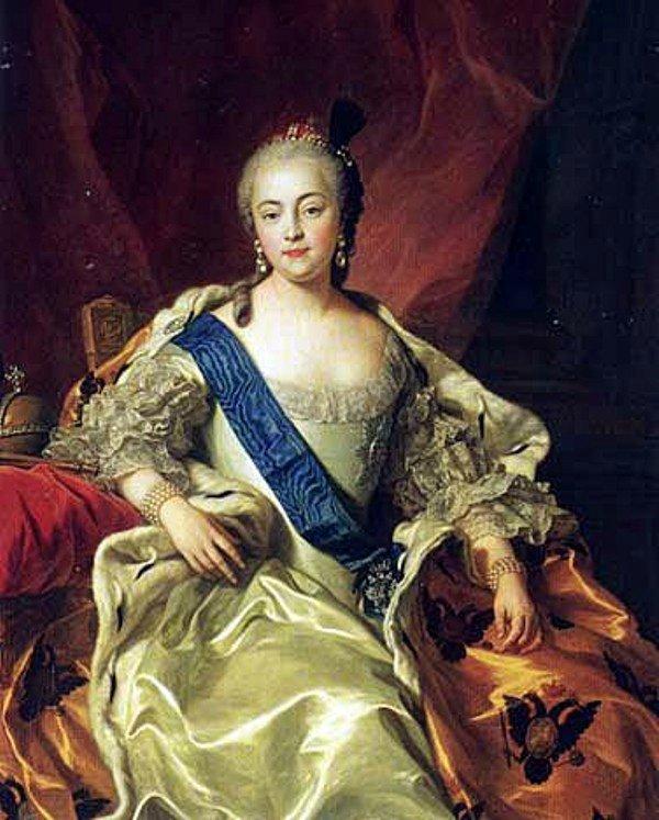 Биография :: Елизавета Петровна (Elizaveta Petrovna) - Елизавета Романова (Elizaveta Romanovа)