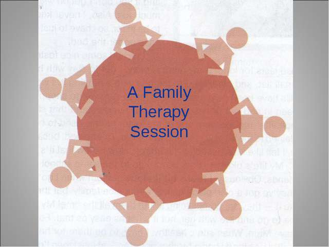 A Family Therapy Session