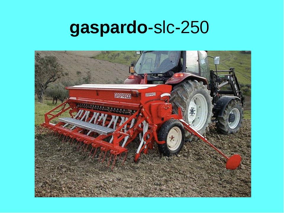 gaspardo-slc-250