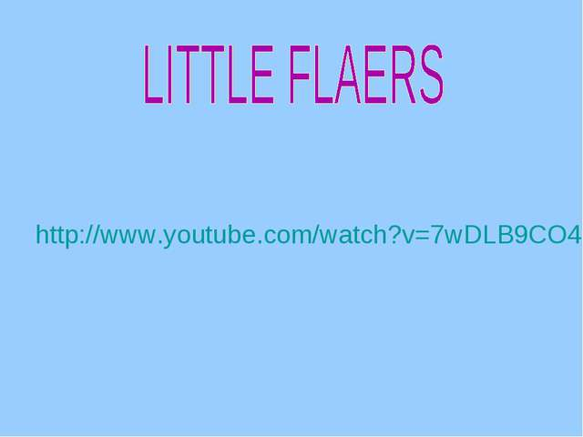 http://www.youtube.com/watch?v=7wDLB9CO4gM