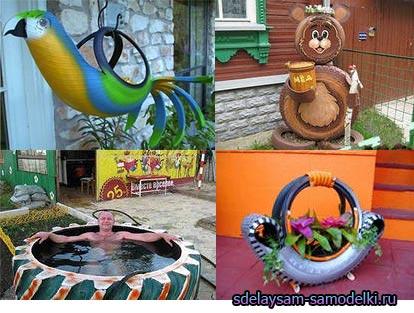 Поделки для детского сада во двор своими руками